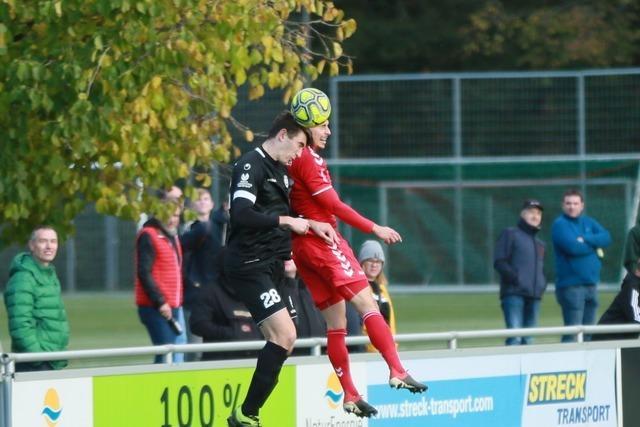FV Lörrach-Brombach verliert spät gegen den SSV Reutlingen