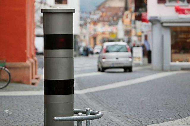 Lahrer Bürgermeister zwei Mal geblitzt – auf dem Fahrrad