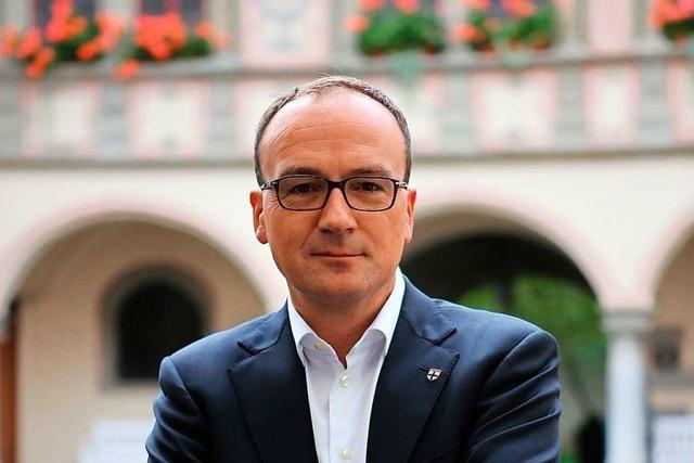 Uli Burchardt bleibt Oberbürgermeister von Konstanz – aber knapp