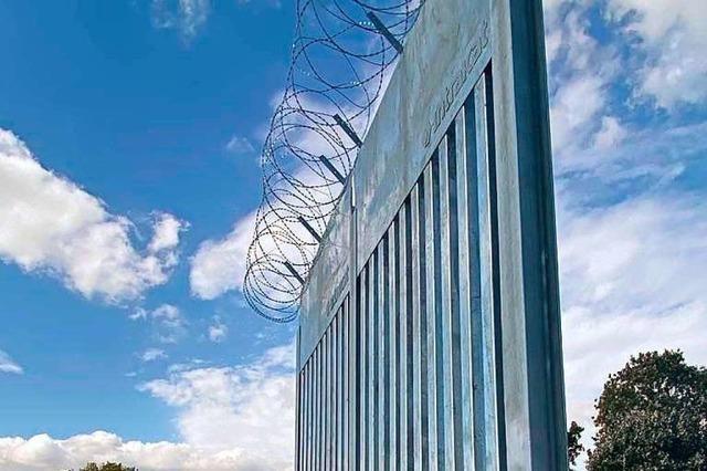 Griechenland baut massive Grenzzäune zur Türkei