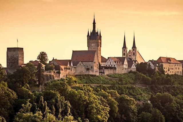 Besuchen Sie mit uns die Stauferpfalz Bad Wimpfen
