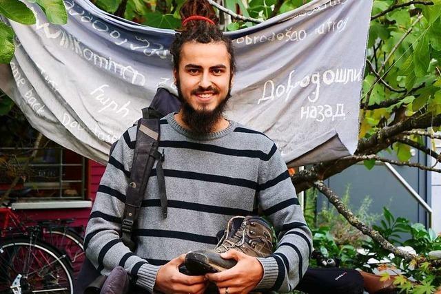 22-Jähriger ist in 14 Monaten von Freiburg nach Pakistan gelaufen