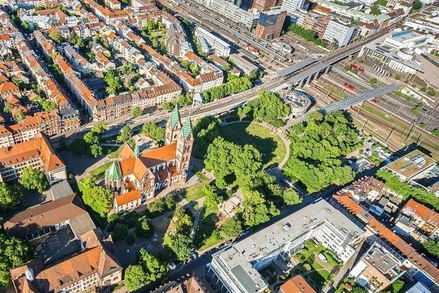 Freiburger diskutieren über die Zukunft des Stühlinger Kirchplatzes