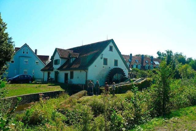 Umkircher Schlossmühle verwandelt Wasserkraft in Strom