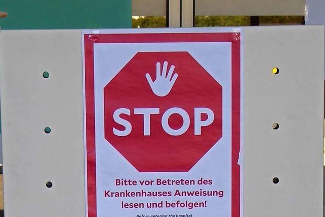 Helios-Kliniken in Breisach, Müllheim und Titisee-Neustadt führen Besuchstopp ein
