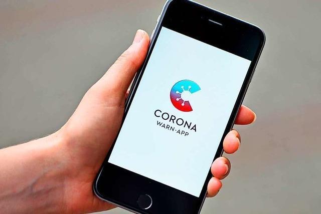 Corona-App soll bald länderübergreifend arbeiten – aber nicht im Dreiland