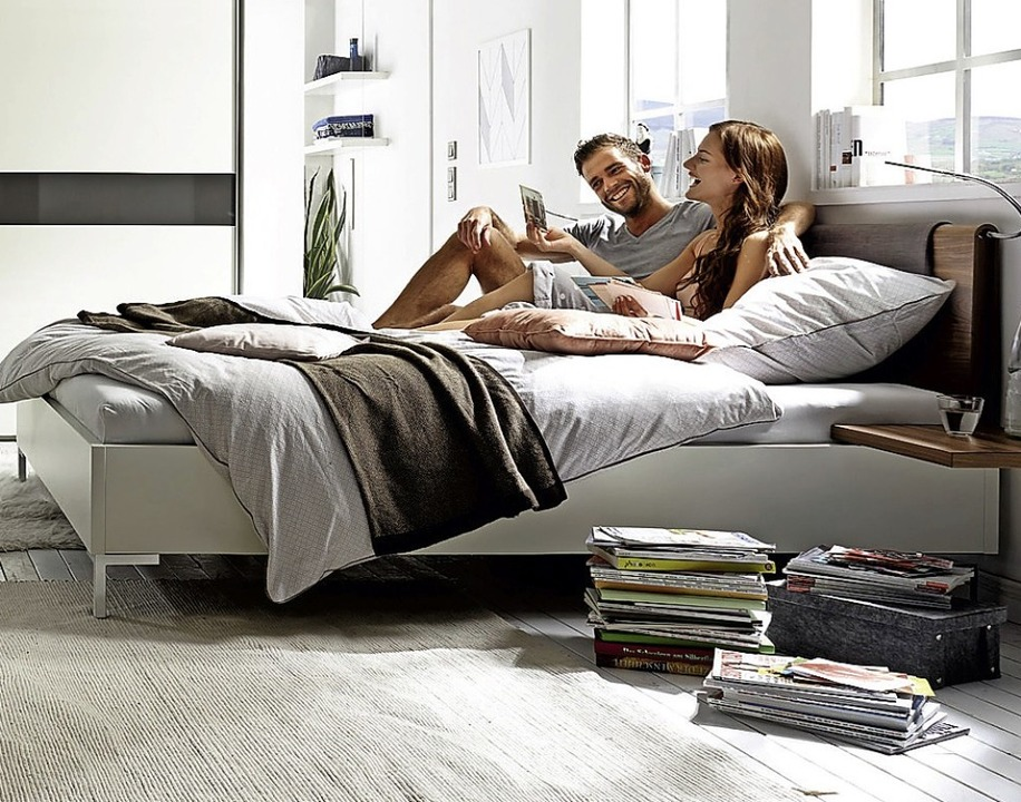 Rund ein Drittel des Tages verbringen wir im Bett.  | Foto: DGM/huelsta