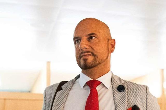 Bundesanwaltschaft leitet keine Ermittlungen gegen Stefan Räpple ein
