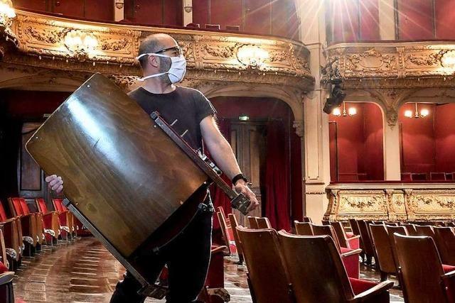 Weiter 500 Zuschauer in der Kultur erlaubt - mit Maske