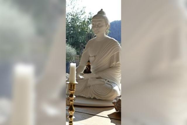 Ein guter Platz für Buddhas Lehren
