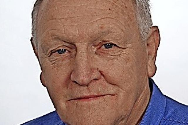 Der frühere Schopfheimer Stadtrat Karl Selz ist gestorben