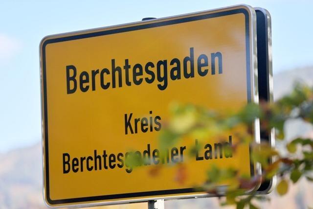 Corona-Newsblog: Ausgangsbeschränkung im Berchtesgadener Land