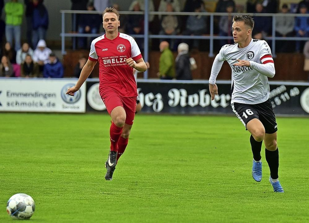 <BZ-FotoAnlauf>Verbandsliga:</BZ-FotoA...Yach nicht mehr regelmäßig spielen.     | Foto: Daniel Thoma