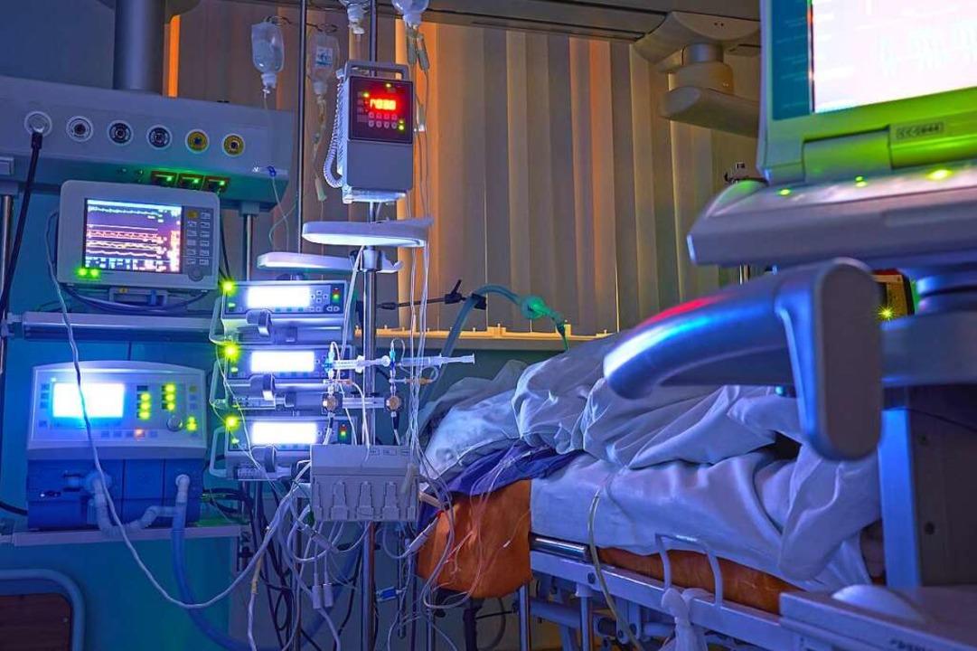 Derzeit sind nur relativ wenige Intensivbettten belegt.  | Foto: Kiryl Lis  (stock.adobe.com)
