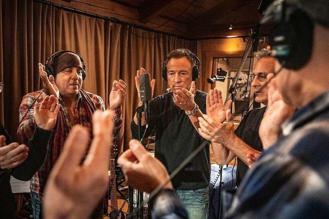 Im Haus der tausend Gitarren - Springsteens Album