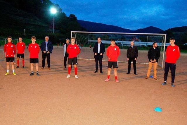 Glottertäler Fußballer wollen einen Kunstrasenplatz