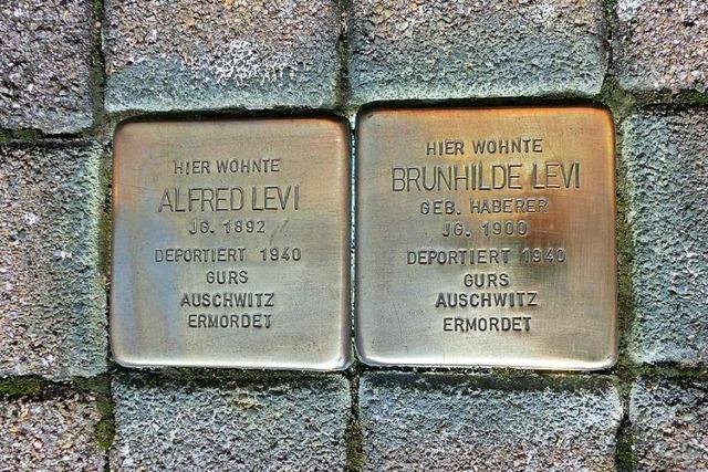 In Friesenheim gab es mehr als 400 Jahre jüdisches Leben, bis die Nazis kamen