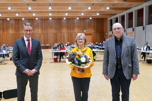 Der Homo Politicus geht: Walter Caroli aus dem Lahrer Gemeinderat verabschiedet