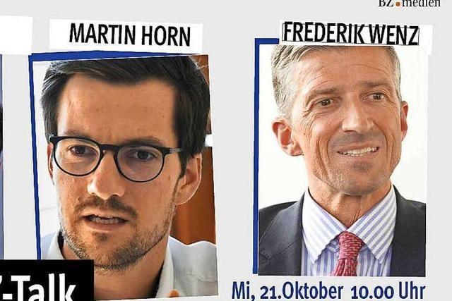 BZ-Talk zum Nachschauen: Freiburg ist Corona-Hotspot – und nun?