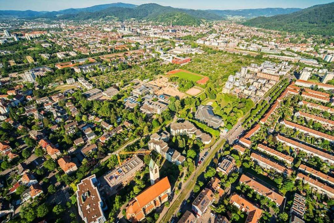 Bauflächen für bezahlbaren Wohnraum sind Mangelware im Land.    Foto: Nils Theurer