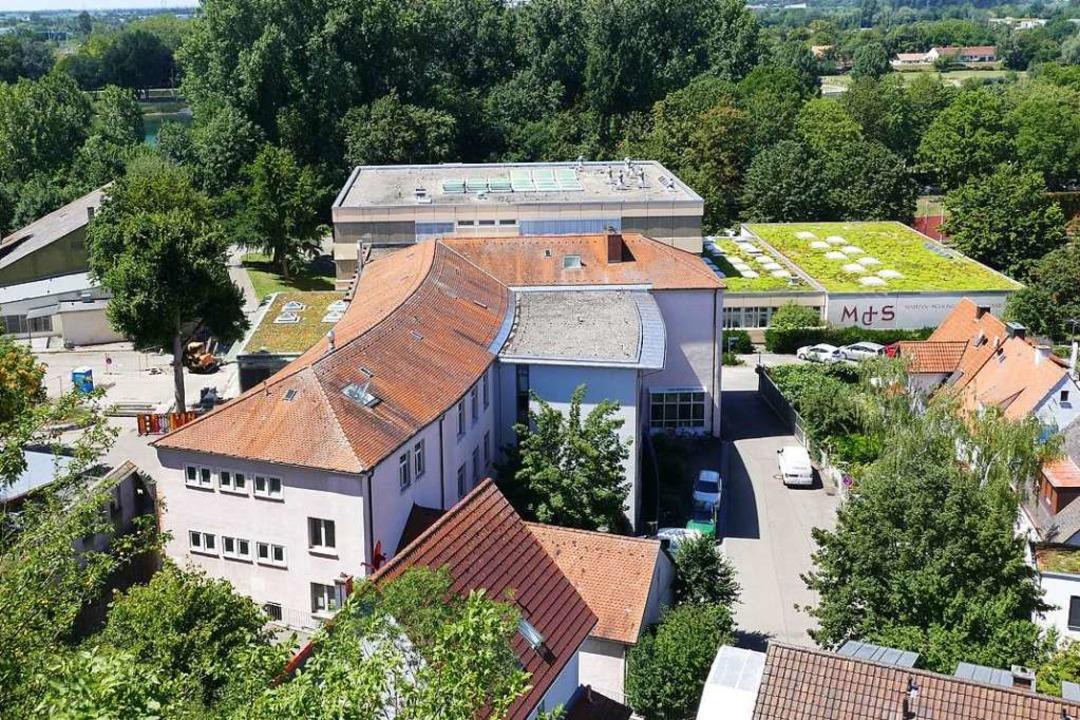 Das Breisacher Gymnasium meldet einen Corona-Fall.  | Foto: Agnes Pohrt