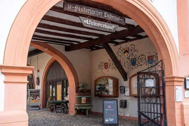 Stören Bildschirme am Eingang des denkmalgeschützten Lindenhofs?