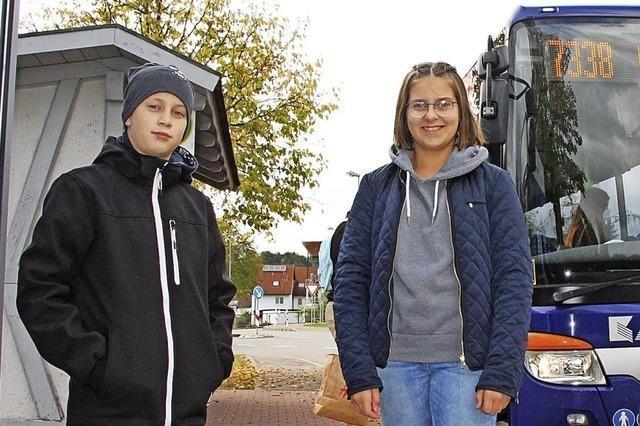 Eltern wollen vermehrt Buseinsätze