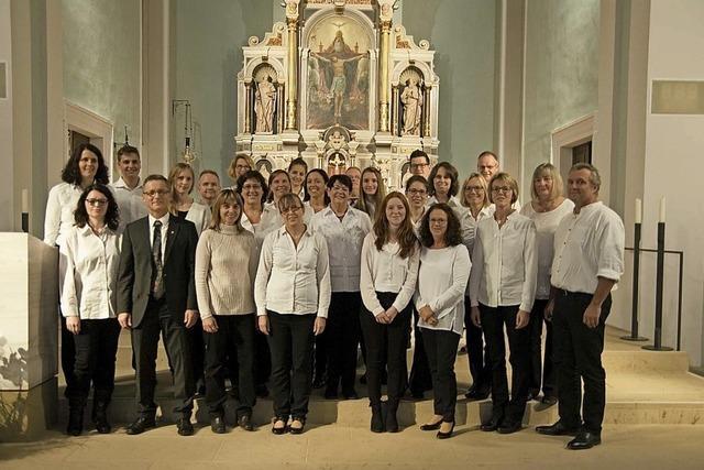 Zwei Kirchenkonzerte des Akkordeon-Orchesters Heitersheim