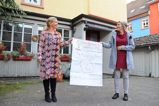 Der Hebelschul-Förderverein in Schopfheim sucht