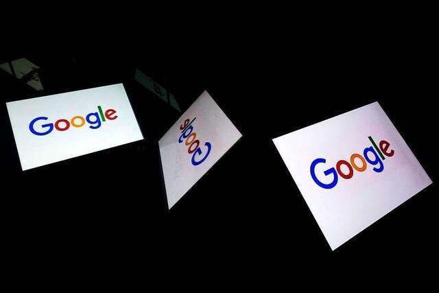 US-Regierung reicht Wettbewerbsklage gegen Google ein