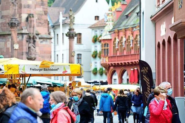 Freiburg, Breisgau und die Ortenau sind jetzt Corona-Hotspots