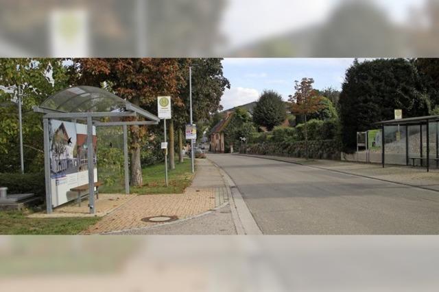 Ortschaftsrat wünscht sich zwei Fußgängerüberwege