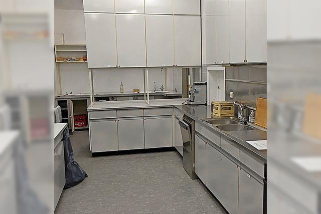 Küche soll vergrößert werden