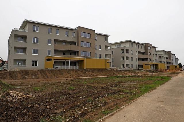 Weitere 33 Wohnungen und eine Kita