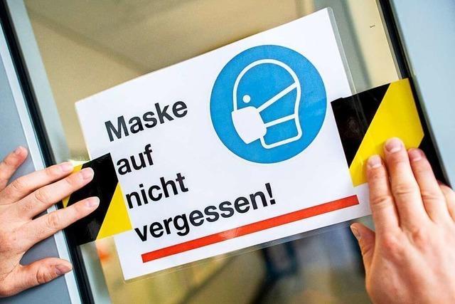 Die Maskenpflicht im Unterricht bereitet einigen Eltern Sorgen