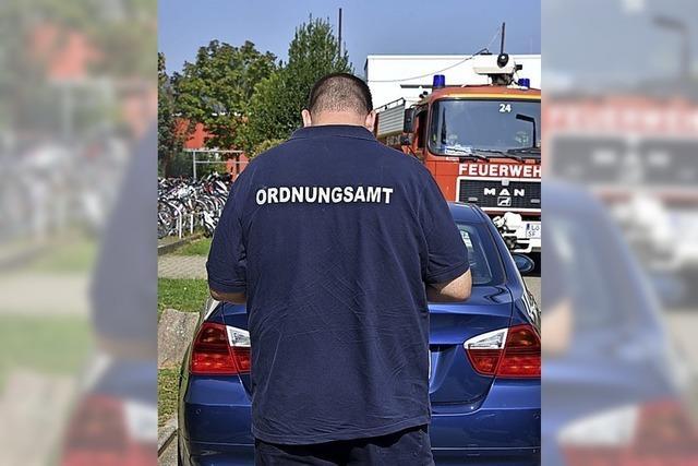 CDU-Antrag zum Parken fällt bei Stadt durch
