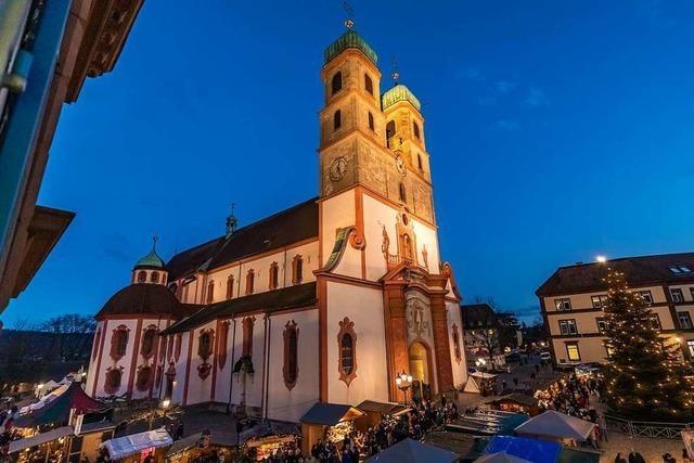 Dieses Jahr gibt es keinen Weihnachtsmarkt in Bad Säckingen