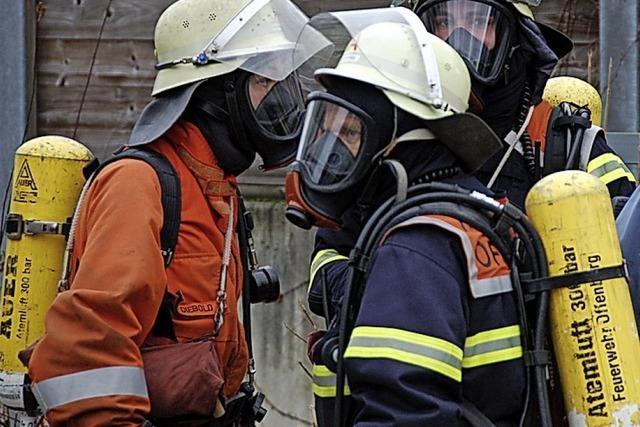 34 Feuerwehren profitieren von Hygienezentrum