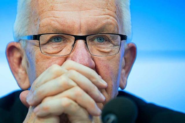 CDU wirft Kretschmann zweierlei Maß beim Gendern vor