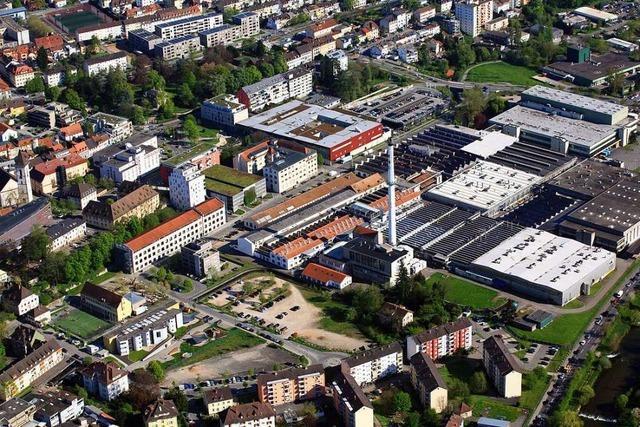 Freie Gewerbeflächen sind im Landkreis Lörrach ein hohes Gut