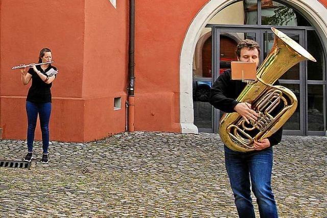 Verbandspräsidentin: Blasmusik birgt wenig Ansteckungsrisiko