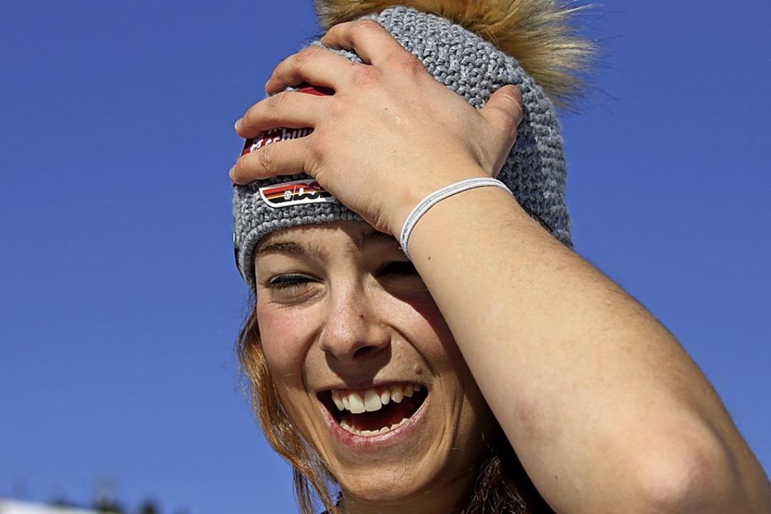 """Jo mei, cool"": Skicrosser...zember in Val Thorens beginnen soll.    | Foto: Joachim Hahne"