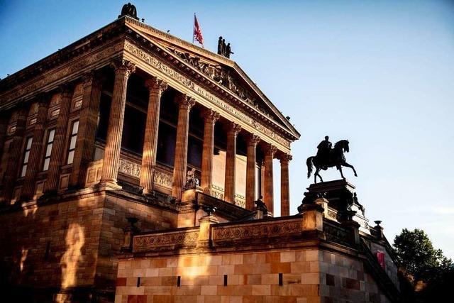 Dutzende Kunstobjekte auf Berliner Museumsinsel beschädigt