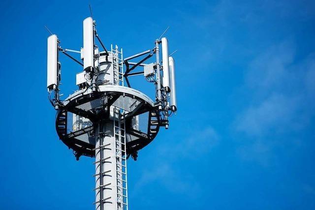 Rheinfelden/Schweiz lässt Immissionen von 5G-Antennen messen