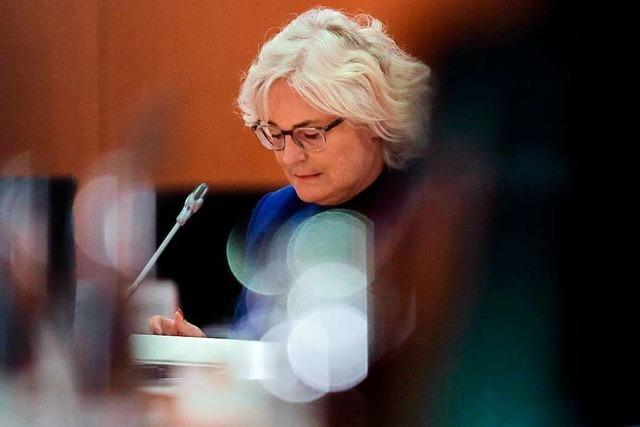 Härtere Strafen für sexualisierte Gewalt gegen Kinder geplant