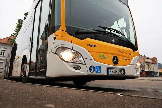 Der Ortenaukreis setzt weitere Verstärkerbusse ein