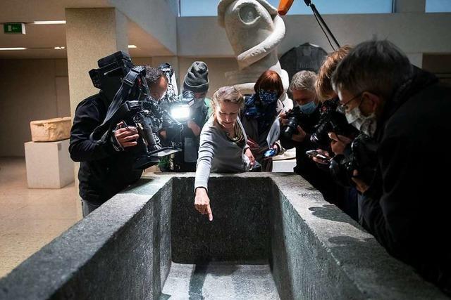 Rätselraten nach Beschädigung zahlreicher Kunstwerke auf der Berliner Museumsinsel