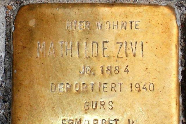 In Müllheim waren die Nazis bei der Vertreibung der Juden besonders eifrig