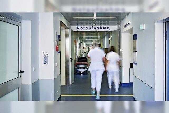 Ein Besucher pro Patient und Tag