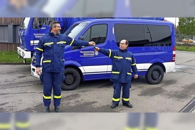 Fachgruppe für die Notversorgung jetzt mobil